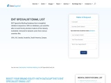 Best ENT Specialist Email List | ENT Specialist Mailing Address Database