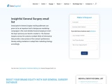 Best General Surgery Email List | General Surgeons Mailing Address Database