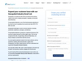 Geospatial Industry Email List | Geospatial Industry Mailing Database