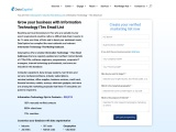 Information Technology – ITes Email List | ITes Mailing Database