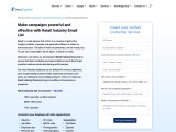 Retail Industry Email list | Retail Industries Mailing Database | Datacaptive