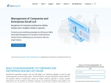Management of Companies and Enterprises Email List | NAICS Code- 55