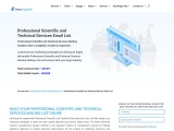 Professional Scientific and Technical Services Email List | Database