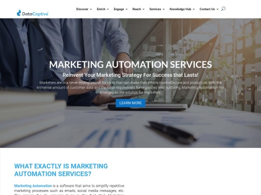 Best Marketing Automation Services in USA