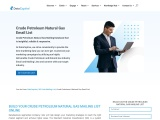 Crude Petroleum Natural Gas Email List | SIC Code 1311 Database