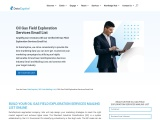 Oil Gas Field Exploration Services Email List | SIC Code – 1382 Database