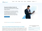 Operative Builders Email List | Operative Builders Mailing Database