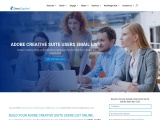 Get Adobe Creative Suite Users Email List   Mailing Address Database