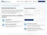 Big Data Users Email List | Big Data Customers Database