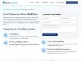 MailChimp Users Email List | MailChimp Users Custom List| UK