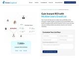 McAfee Users Email List | McAfee Users Mailing Database | DataCaptive| UK