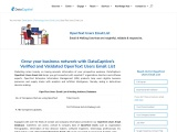 OpenText Users Email List | OpenText Users Custom Database