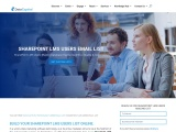 SharePoint LMS Users Email List | SharePoint LMS Customers Database