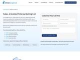Telemarketing Database | Telephone Leads Lists