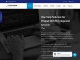 One-Stop Solution for Drupal Website Development