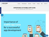 Importance of mobile app icons for a successful app development