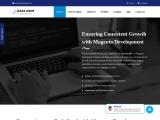 Magento Development Company India | Data EximIT