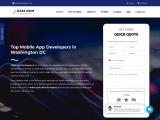 Top Mobile App Developers in Washington DC