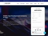 Top Mobile App Development Company in Italy