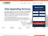 B2B data appending service |Data Appending Services – DataInfometrix