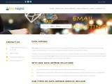 Data Append Services Email list in USA