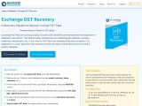 Best Exchange OST Recovery Software to recover corrupt OST data files of Outlook