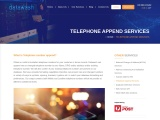Phone Appending Services – Datawash