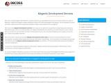 Magento development services   Magento development services India