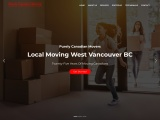 Local Moving West Vancouver BC