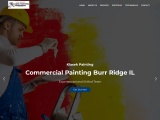 Commercial Painting Burr Ridge IL