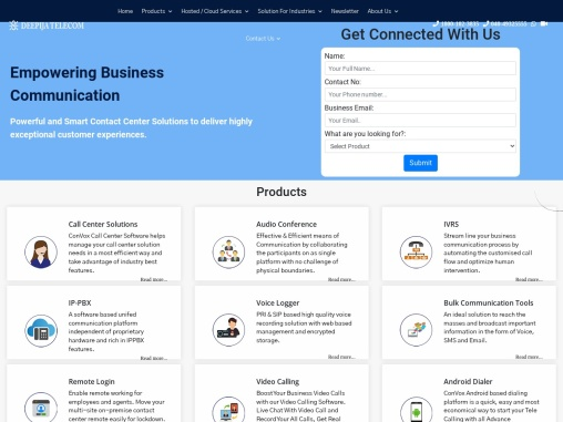 Call center Software Solution | Call Center Software Provider in India