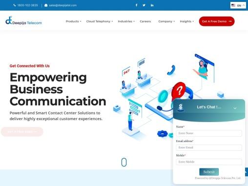 Software Services for business| ConVox Asterisk| Deepija Telecom