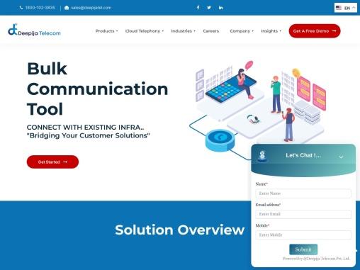 Broadcasting tool to notify clients-deepijatel.com