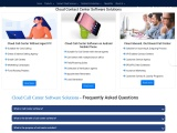 Cloud Software Solutions | Cloud Telephony Service| Hosted Call Center Software Solutions