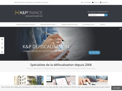 K&P Défiscalisation