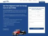 cash for scrap cars Brisbane in Australia