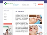 Pre party facials in Pune near me