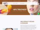 Best HIFU Skin & Face Treatment in Hyderabad | Dermiq Clinic