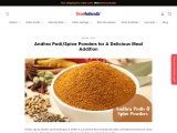 Andhra Podi/Spice Powders for A Delicious Meal Addition