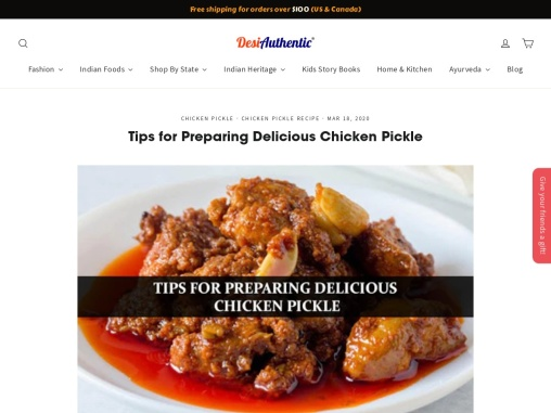 Tips for Preparing Delicious Chicken Pickle