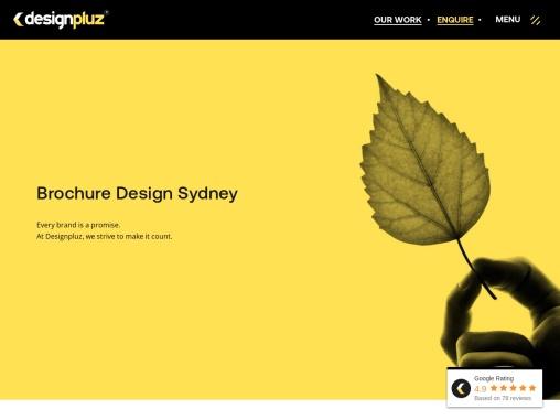 Brochure Design Sydney,Brochure Designers Sydney
