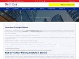 ServiceNow Training Institute  in Chennai