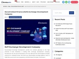DeFi Exchange Development Company