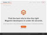 Top 25 Sites to Hire Magento Developers