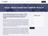 Social Media Marketing Service Company