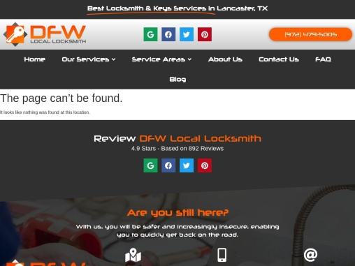 Getting Started in Car Key Replacement-DFW Local Locksmith.