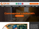 Get the best Commercial Locksmith Services at Your Door Step!