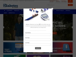 Diabetes Store screenshot