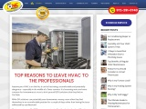 Top Reasons To Leave HVAC to the Professionals