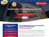 Looking for Plumbing Repair Companies in Grand Prairie, TX?